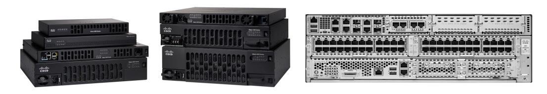 思科 4000 系列企业分支机构集成多业务路由器