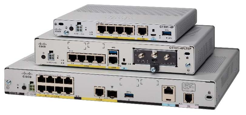 思科 1000 系列企业分支机构集成多业务 路由器