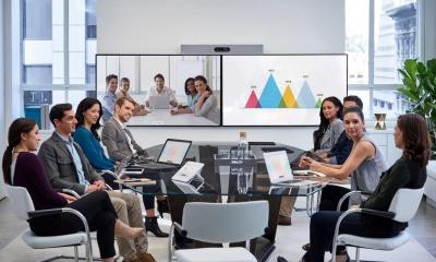 思科 Webex Room Kit Plus中型会议室
