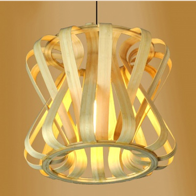 Bamboo pendant lamp MD-Z010JR
