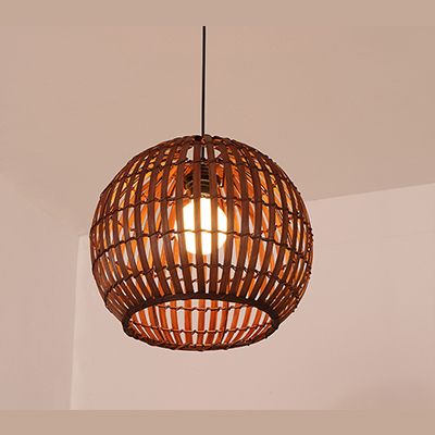 Modern Neutral Bamboo Pendant Lamp for OEM MD-Z011JR