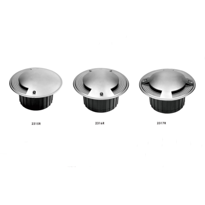 Stainless steel led outdoor led underground light 3W