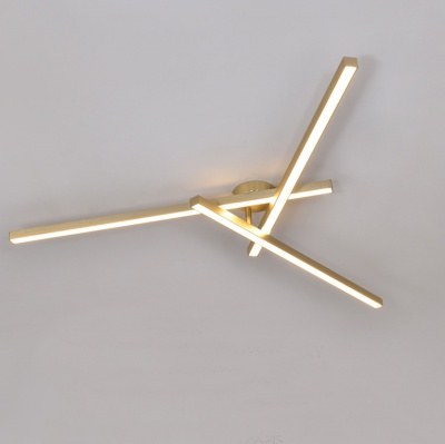 Hot Sale Indoor  led home modern ceiling lamp MX-LY001-3