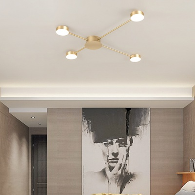 Nordic Creative Home LED Ceiling Light made in china MX-LY003