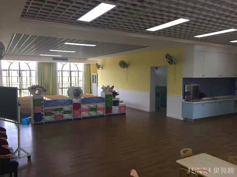 俊熙贝壳粉装修幼儿园案例19