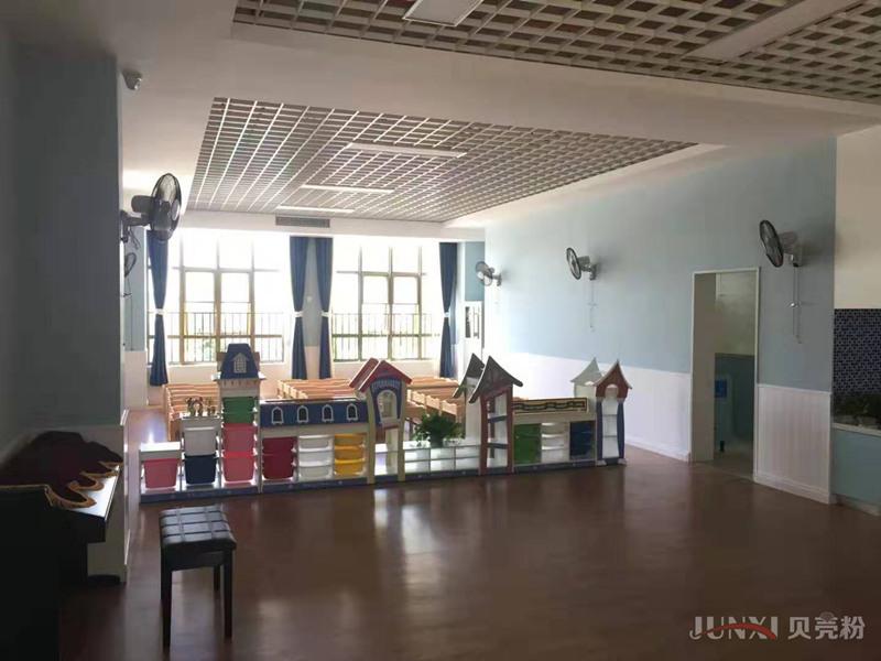 俊熙贝壳粉装修幼儿园案例16