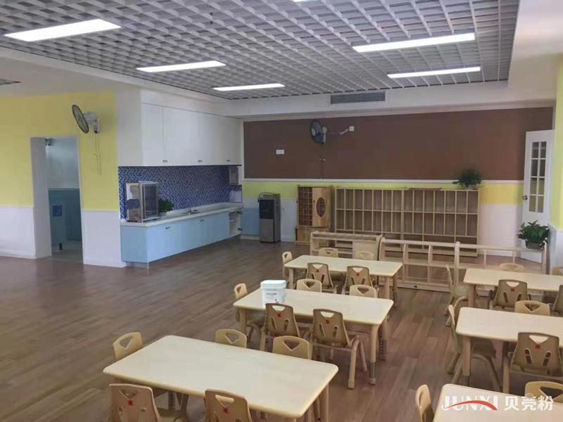 俊熙贝壳粉装修幼儿园案例15