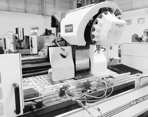 CNC procedure