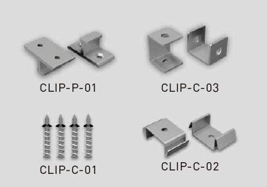 Ceiling clip