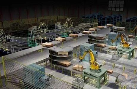 工业4.0,自动化,互联网