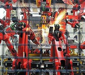 自动化,机器人