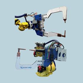 机器人焊钳