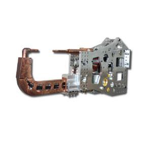 机器人焊钳C型