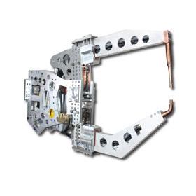 机器人焊钳X型
