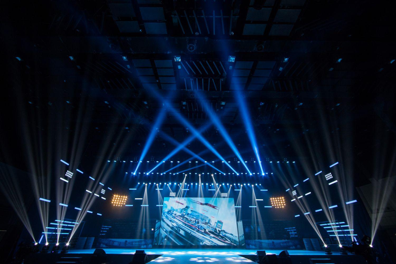 舞台灯光大屏