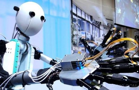 The world robot...
