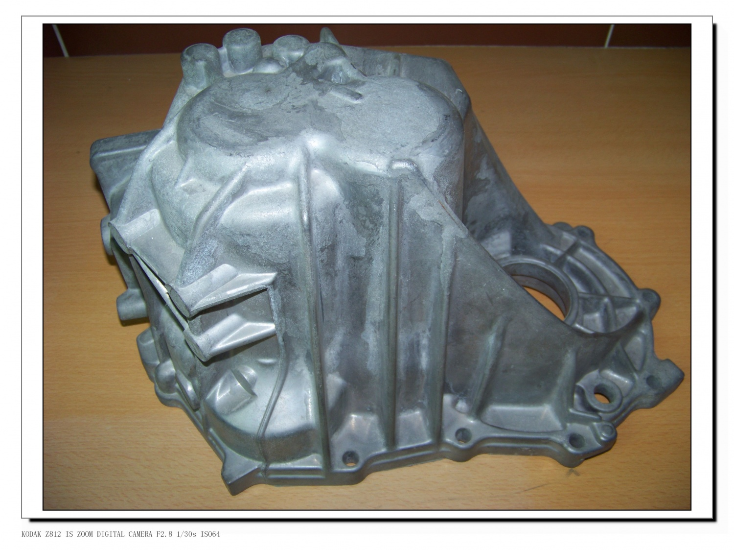 DC006 Automotive Product of Die Casting-副本