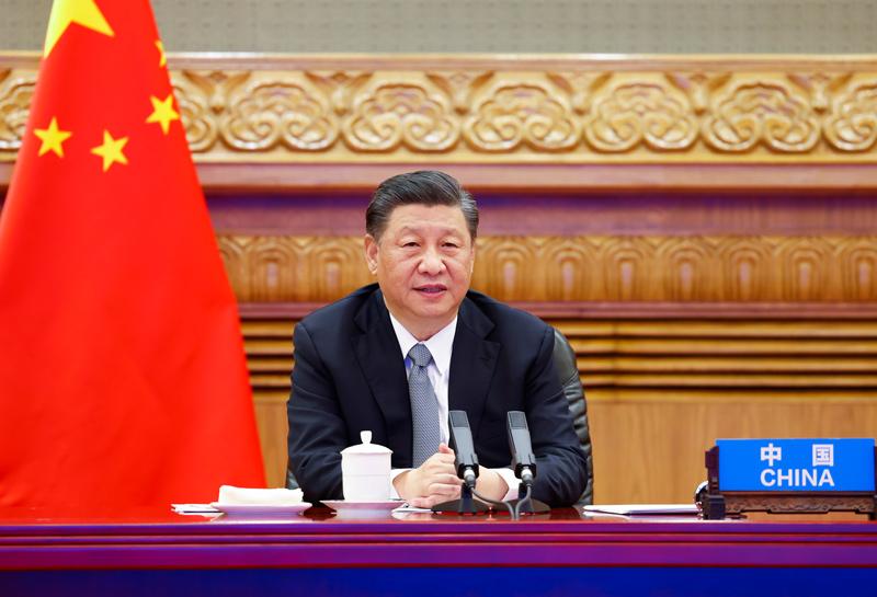 习近平出席领导人气候峰会并发表重...