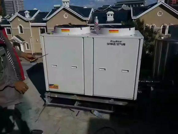 二连市英泰电源设备有限公司采暖实例