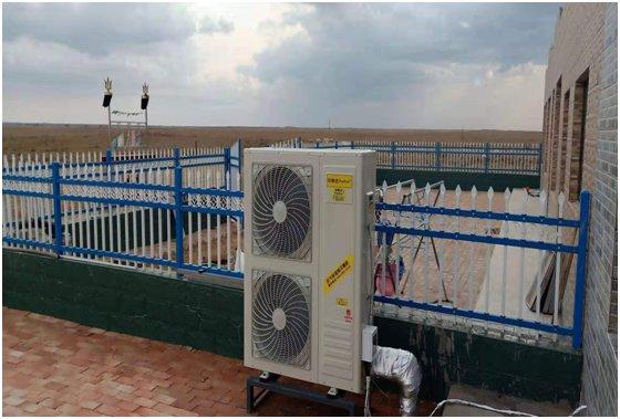 2021年呼和浩特城区清洁取暖率达80%以上,空气能采暖前景广阔
