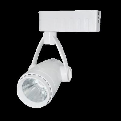 三德士照明 LED轨道灯 服装店铺明装射灯 10W 导轨聚光灯