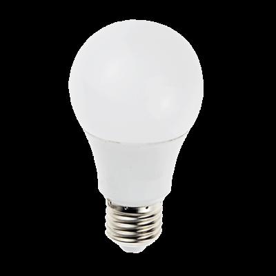 三德士照明 LED球泡灯 螺口E27灯头 超高亮度塑铝球泡灯