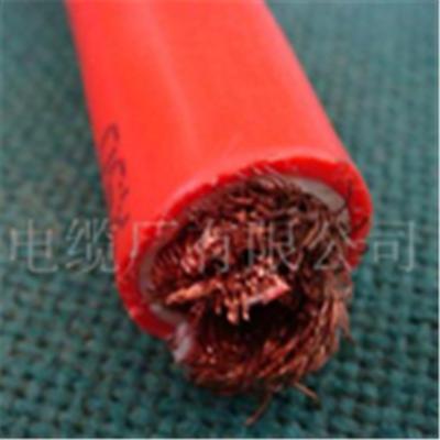 弹性体软聚乙烯护套电焊机电缆