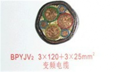 BPYJVP2  3x120+3x25
