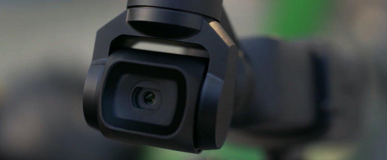 DJI 大疆 灵眸 Osmo pocket 口袋云台相机 迷你手持云台相机 高清增稳vlog摄像机