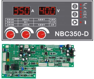 NB28D multi-function inverter GMAW control board