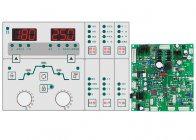 Nb29 multi-function inverter GMAW control board  (deep penetration arc)