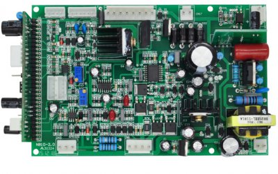 Nb10 and NB10D multi-function inverter GMAW control board