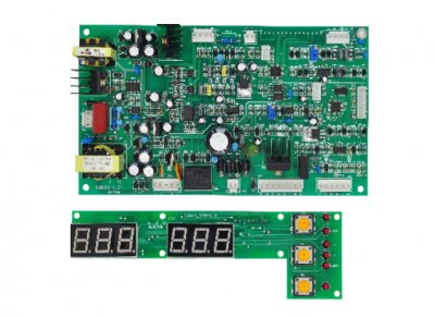 NB12D dual voltage multi-function inverter GMAW control board