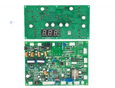 AC-TIG400 ACDC pulsed argon-arc welding control board