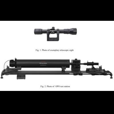 OPO測試系統測試望遠瞄準系統
