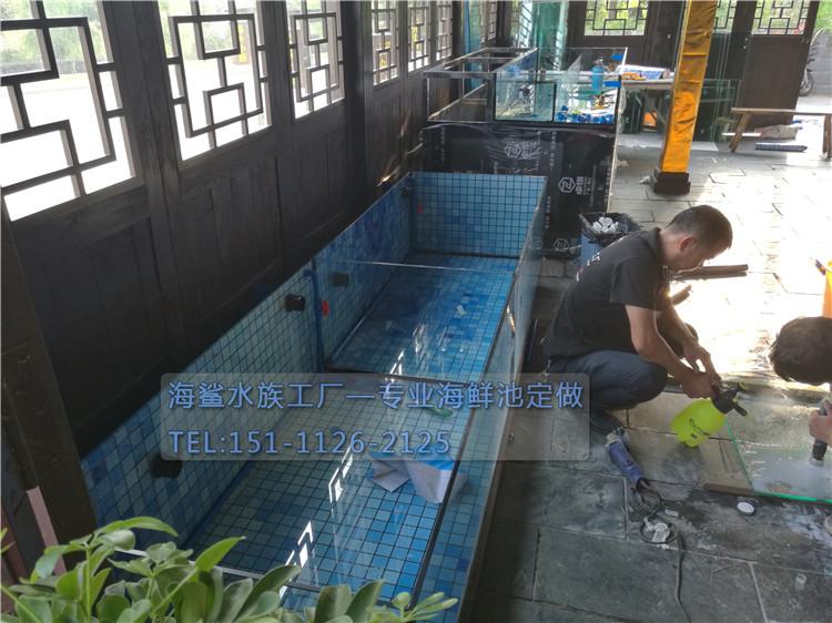 海鲨水族工厂介绍定做海鲜池要怎样保持水质