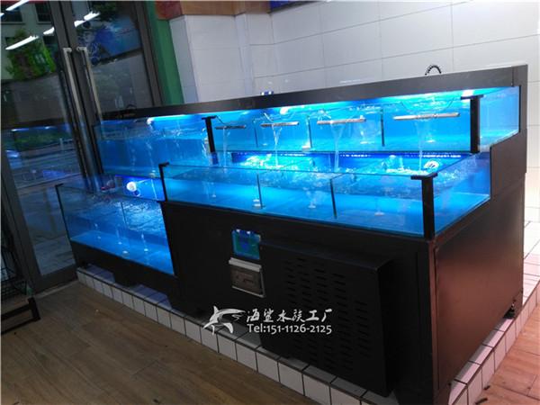 定做海鲜鱼缸有哪些过滤形式可选择...