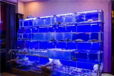 湘潭饭店海鲜池