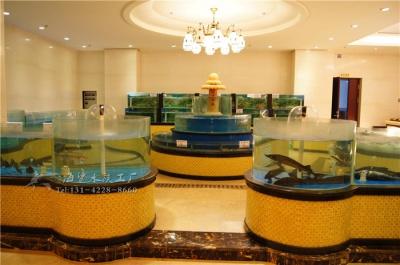 常德水产市场海鲜池