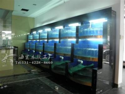 怀化生鲜店海鲜池