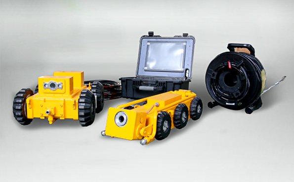 管道施工机器人