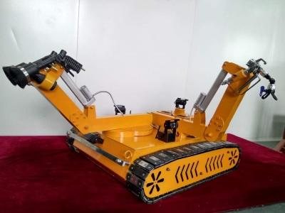 爬壁智能除锈喷涂机器人