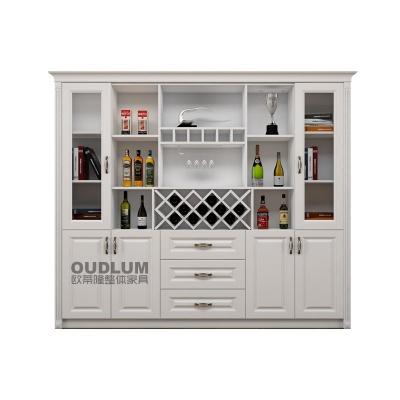 欧蒂隆酒柜 餐厅装饰玄关柜餐边柜JG12