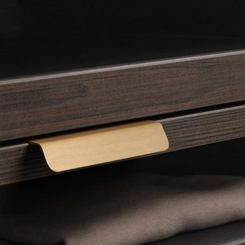 新中式铜暗拉手LT901