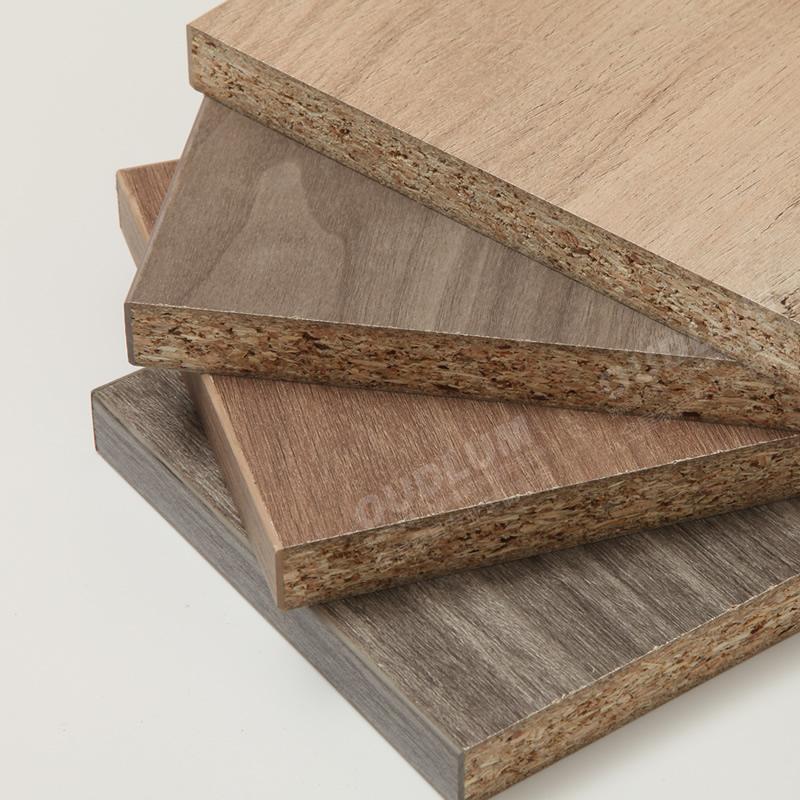 环保实木颗粒板(PB) 国产 进口饰面 KML