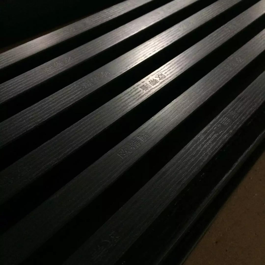 木格栅 背景护墙板 门板