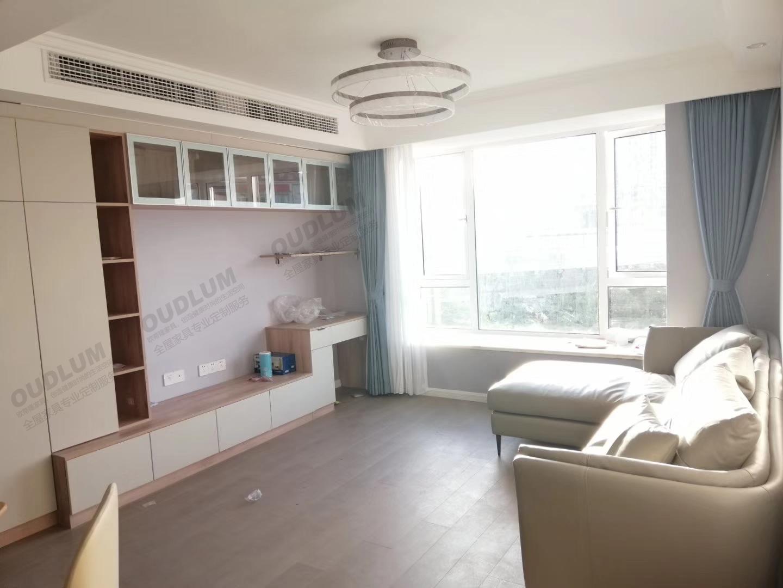 上海疏影路 两房两厅 全屋定制