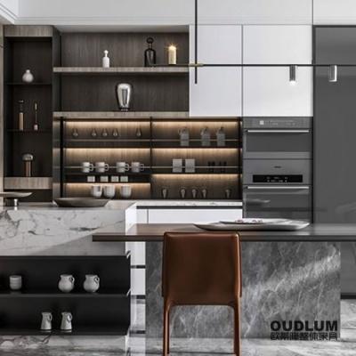 OUDLUM 橱柜-调味置物架