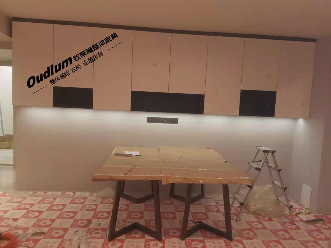 无锡市 瑷颐湾 新加坡客户来图纸定制 OUDLUM
