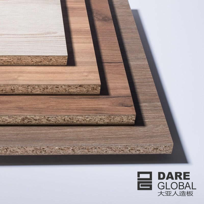DARE GLOBAL大亚 环保实木颗粒板 PB 欧蒂隆.OUDLUM 全屋定制